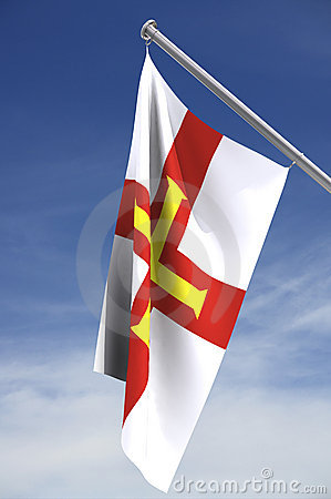 Bailiwick of Guernsey flag