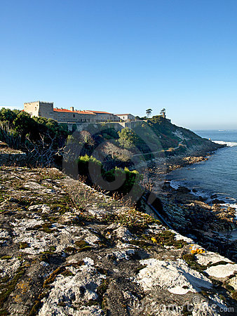 Baiona Castle