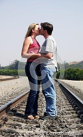 Baisers des couples