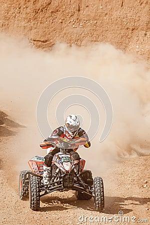 Baja Aragon 2013 Editorial Image
