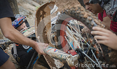 Baja Aragon 2013 Editorial Photo