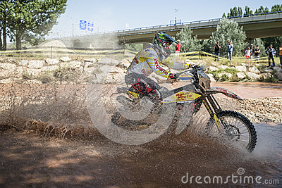 Baja Aragon 2013 Editorial Photography