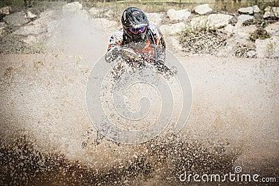 Baja Aragon 2013 Editorial Photography