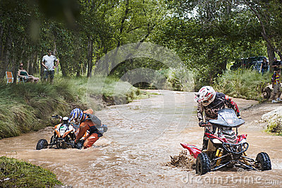 Baja Aragon 2013 Editorial Stock Image