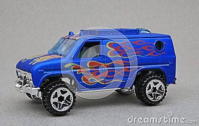 Baja Breaker Ford Van