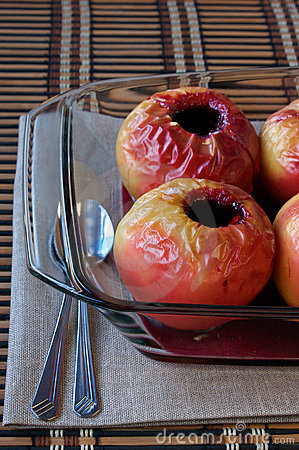 Free Baked Apples Stock Images - 11856354