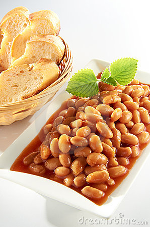 Free Baked Bean Stock Image - 22021491