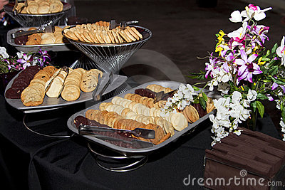 Baked Cookies Buffet