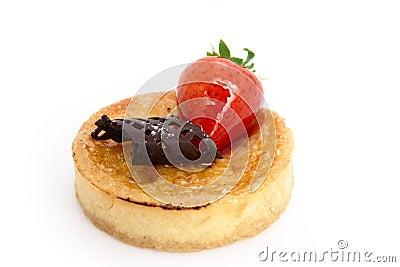 Baked Custard Tart