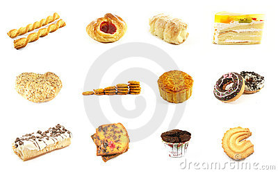 Baked Goods Series 5