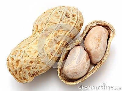 Baked peanut