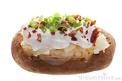 Baked potato