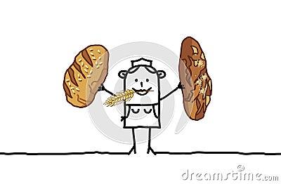 Baker & breads