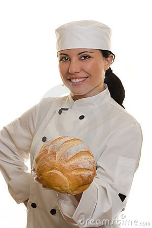 Free Baker Or Chef Stock Photo - 726710