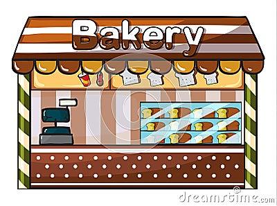 A bakery