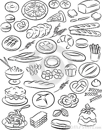 Free Bakery Royalty Free Stock Images - 35291589