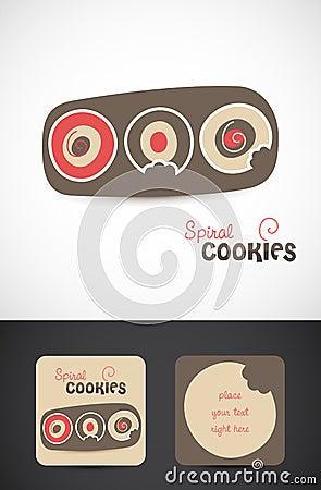 Bakery Cookies Logo Designs