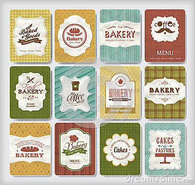 Bakery design elements