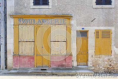 Bakery, France