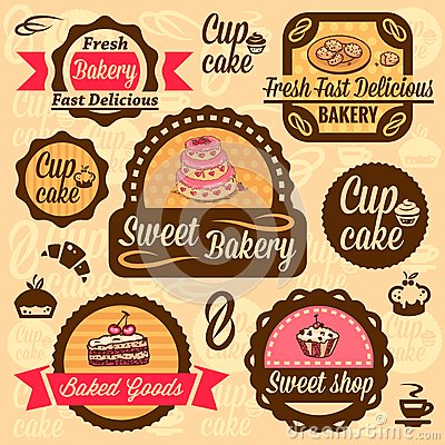 Bakery goods labels