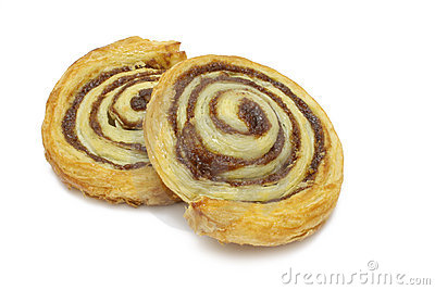 Bakery Goods Series Cinnamon Danish
