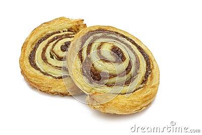 Bakery Goods Series Cinnamon Danish