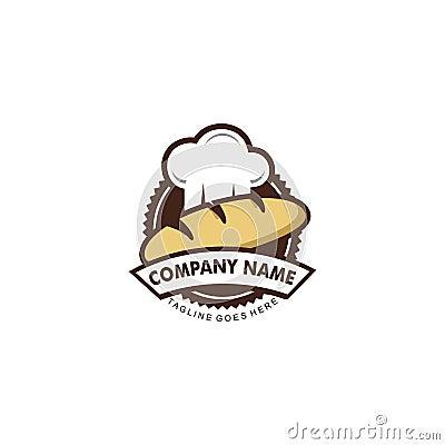 Free Bakery Logo Royalty Free Stock Image - 90008596