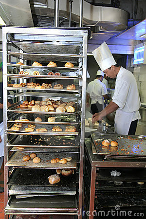 Bakery and pastry industry