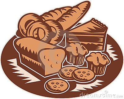 Bakery pastry products