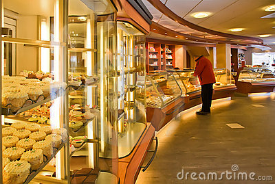 Bakery shop