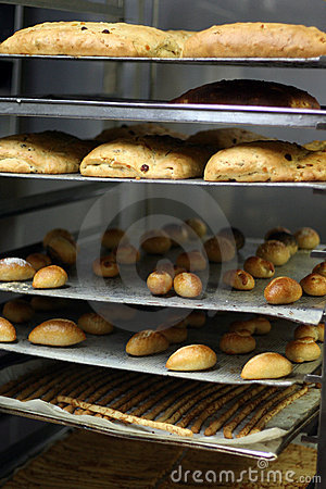 Bakery storage