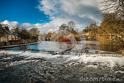 Bakewell Waterfall