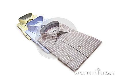 Bakgrund isolerad olik white för skjortor