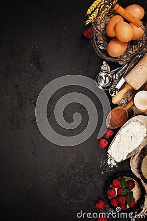 Free Baking Concept Royalty Free Stock Image - 96596696