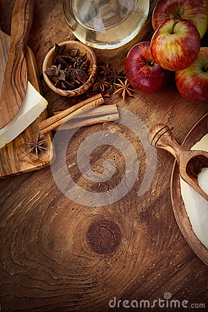 Free Baking Concept Background Royalty Free Stock Images - 27851809