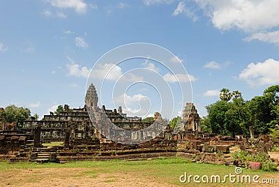 Bakong, Angkor, Cambodia