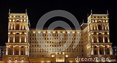 Baku Government, Azerbaijan