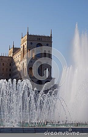 Baku municipality