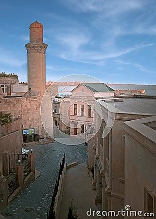 Baku Old City Minaret
