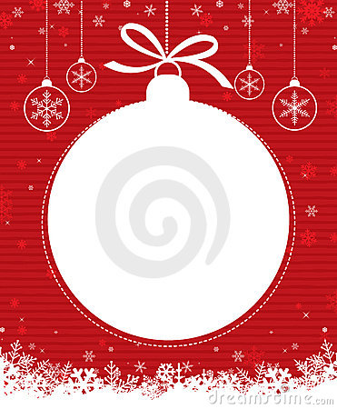 Bal 1 van Kerstmis