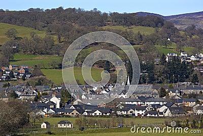 Bala - Gwynedd - Wales - UK
