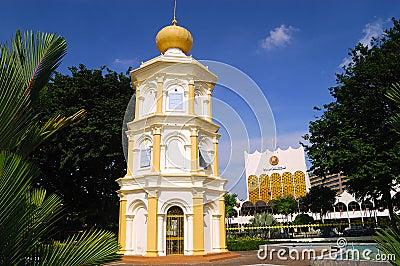 Balai Nobat, Alor Setar, Kedah, Malaysia. Editorial Photo