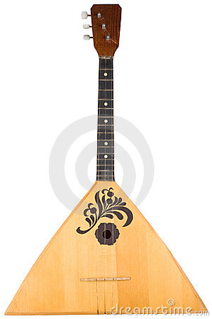 Free Balalaika Royalty Free Stock Photography - 11092917