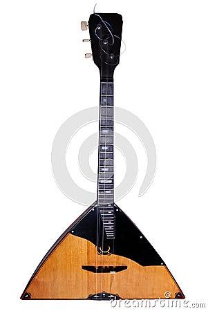 Free Balalaika Stock Image - 7861861