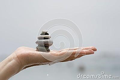 Balance on hand