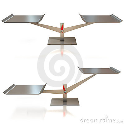 Free Balance Scale Stock Image - 23116711