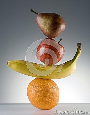 Balanced fruit