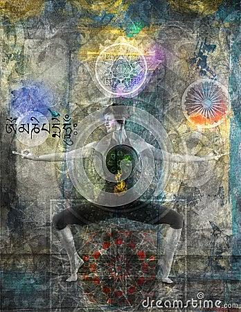 Balancing The Chakras