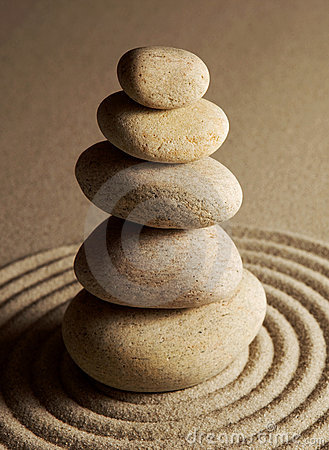 Free Balancing Stones Royalty Free Stock Images - 6742269
