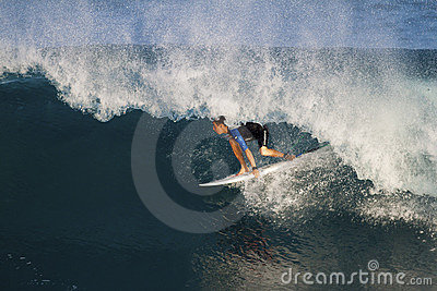 Balaram Stack of New York, Surfing at Off the Wall Editorial Stock Image